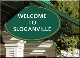 Welcome to Sloganville